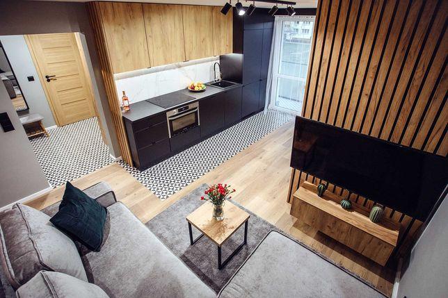 2 pokoje z balkonem do wynajęcia Kadłubka - bezpośrednio