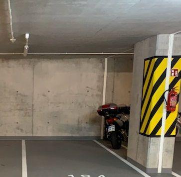Miejsce postojowe w garażu podziemnym Wólczyńska