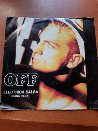 OFF - Electric Salsa - single -  Vinil