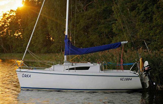 Czarter jacht Sasanka 660 SN Mazury 07-25.06