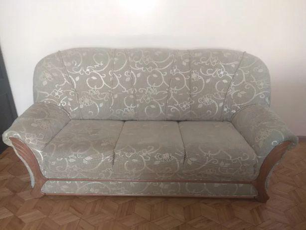 Komplet wypoczynkowy: 2 kanapy + 2 fotele