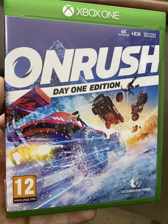 Onrush Day One Edition / Xbox One