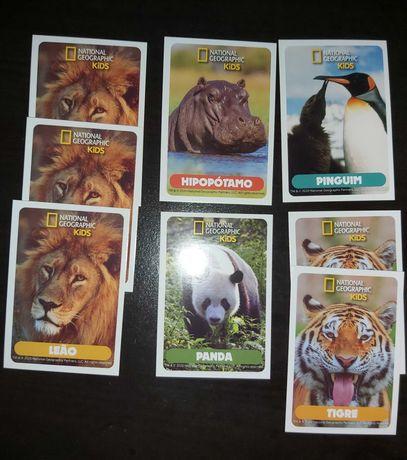 Cartas National Geographic Kids