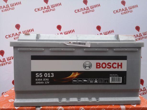 Акумулятор BOSCH S4 S5 74 77 85 100