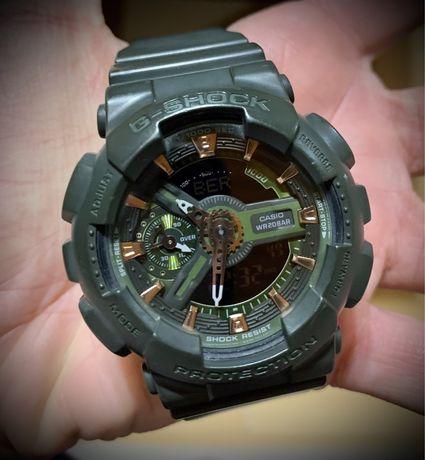 Casio G-Shock Specials GMA-S110CM-3AER zegarek sport