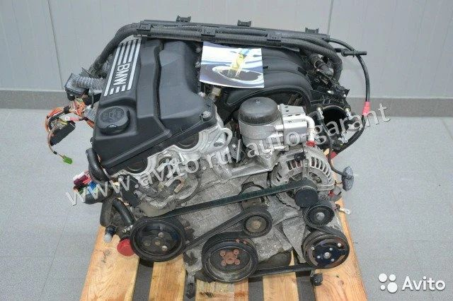 Двигатель BMW n42, n46 b20 и М 54 2.2. и АКПП  GM