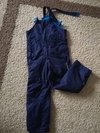 Spodnie narciarskie 128