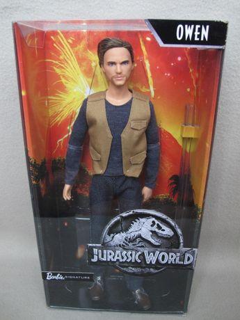 Барби Мир Юрского периода Кен Оуэн Barbie Jurassic World Owen