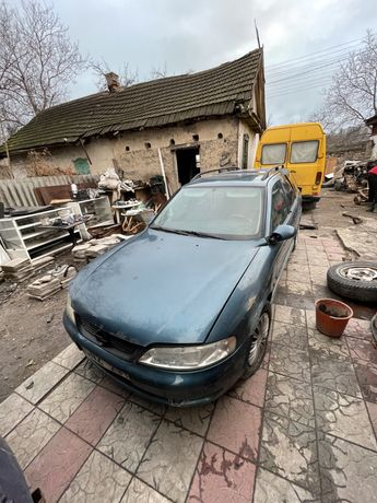 Opel vektra b 2.2 diesel, после капиталки.Возможна аренда с последующи