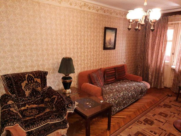2-комнатная квартира на Семинарской