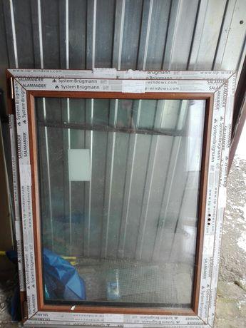 Nowe okna   złoty dąb