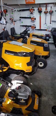 Traktorki kosiarki Cub Cadett Łódź