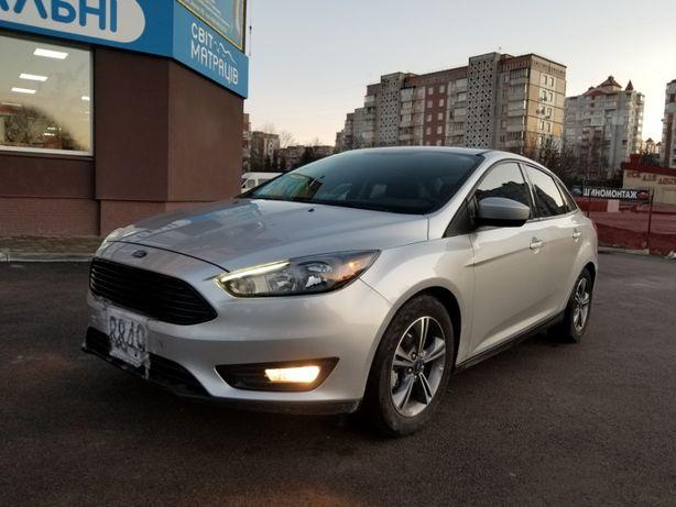 Форд Ф окус 3 .мотор 1 литр .105 л.с .Пробег 8000 т.км. 2017 г.11 м.ес