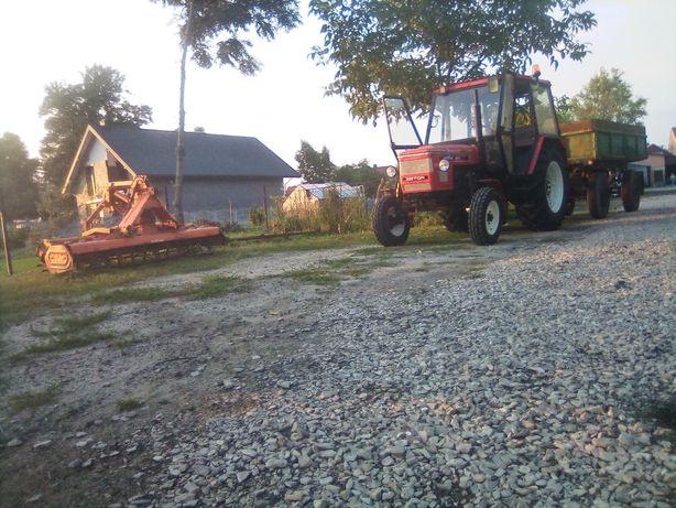 Traktor Zetor 6711