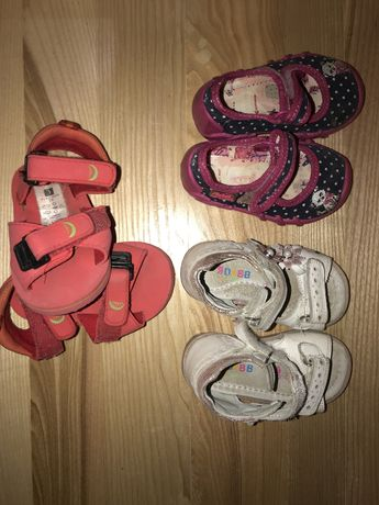 Обвуь летняя: туфли, сандалии, бососножки  на годик