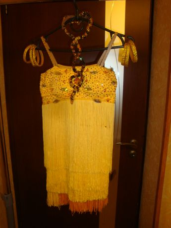 Платье бальное (Латина)