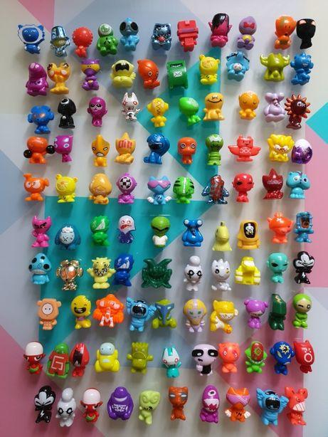 Figurka , figurki GOGOSY GOGOS CRAZY BONES Unikaty 100 Sztuk SPRAWDŹ