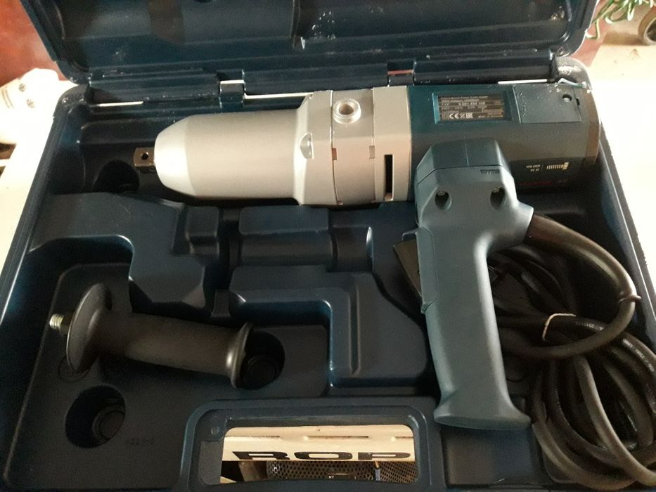 Klucz udarowy Bosch gds24