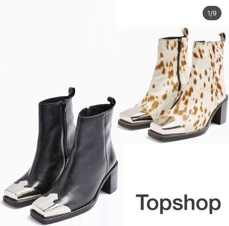 Модные ботинки Topshop новые в коробке и с биркой