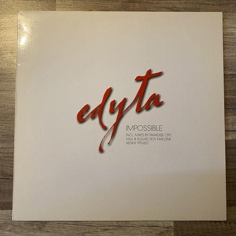 Edyta Górniak Impossible Vinyl