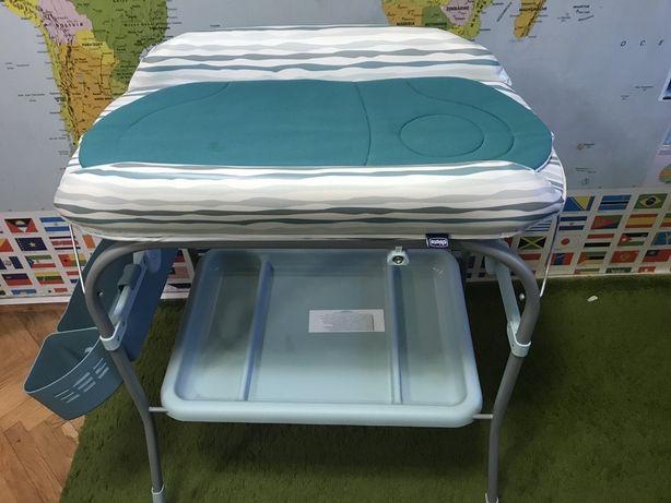 Пеленальный столик с Ванночкой CHICCO