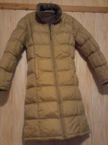 Dwustronny pikowany płaszcz zimowy Latina rozm m