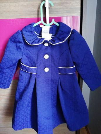 Płaszczyk sukienka komplet 92