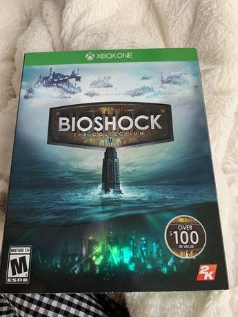 Nowa zafoliowana gra BIOSHOCK na Xbox one