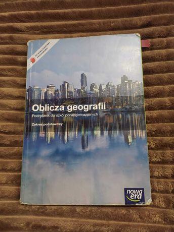 Książka do geografii oblicza geografii