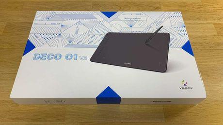 XP-PEN Deco 01 V2 Графічний планшет
