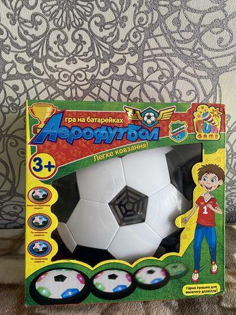 Футбольный мяч аэробол