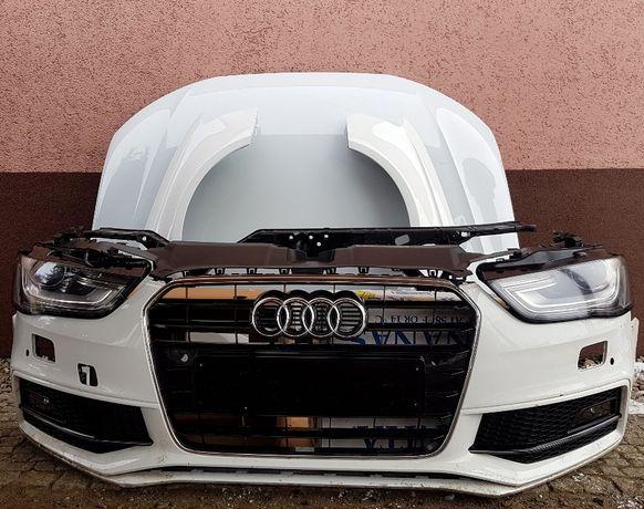 Бампер Audi A4 B6, B7, B8, B9 S-Line, RS (S4)! Європейська поставка!