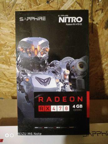 RX470 4GB Sapphire Nitro