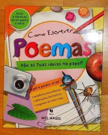 """""""Como Escrever Poemas - Põe as tuas ideias no Papel!"""""""