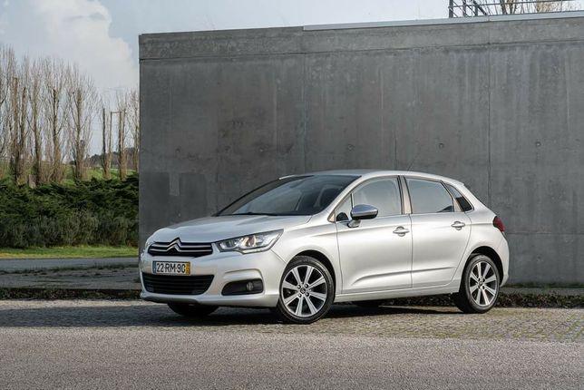 Citroën c4 1..6 e-hdi Exclusive 2015