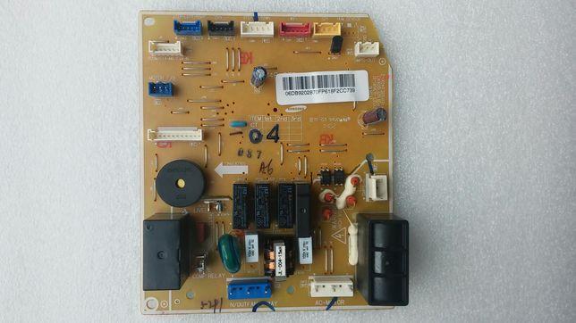 Плата дисплея кондиционера Samsung DB92-02870F