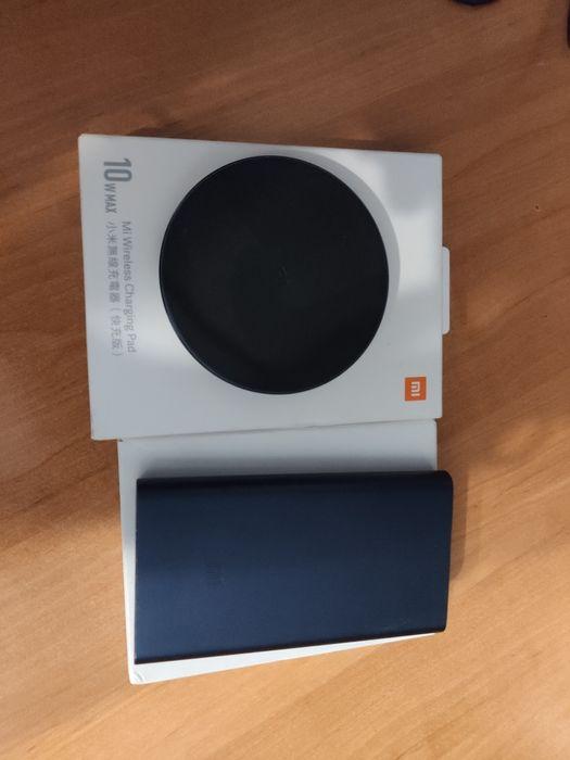 Беспроводная зарядка Xiaomi 10w, Power bank Xiaomi 10000mah Кривой Рог - изображение 1