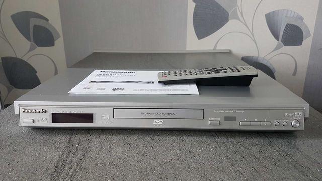 Odtwarzacz DVD Panasonic DVD-S27