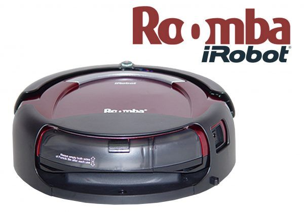 Aspirador Automático Roomba