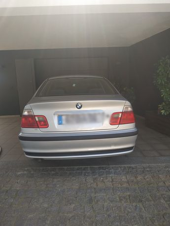 carro BMW 320d 1999
