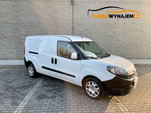 Wynajem Wypożyczalnia Samochodów Dostawczych Aut Auta Fiat Doblo Maxi