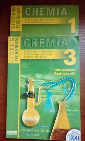 Podręcznik do chemii -liceum