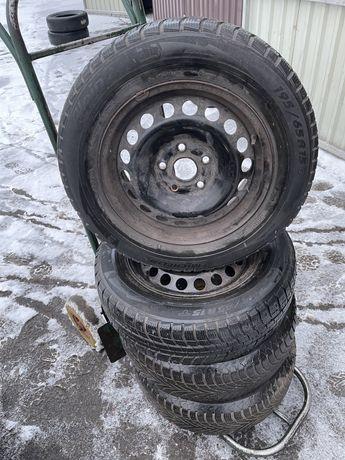 Колеса з дисками 5:112 R 15 шини