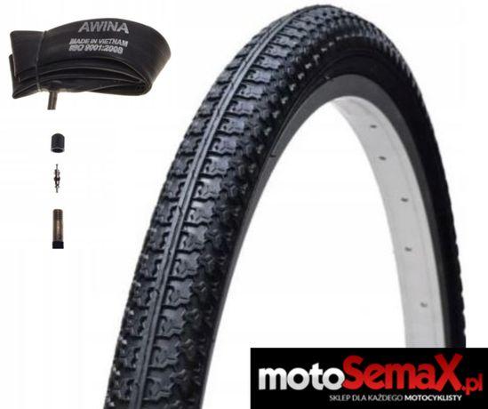 AWINA Opona Bike 26 X 1.75 M301 + Dętka 26 X 1.75/1.95 AV 48MM