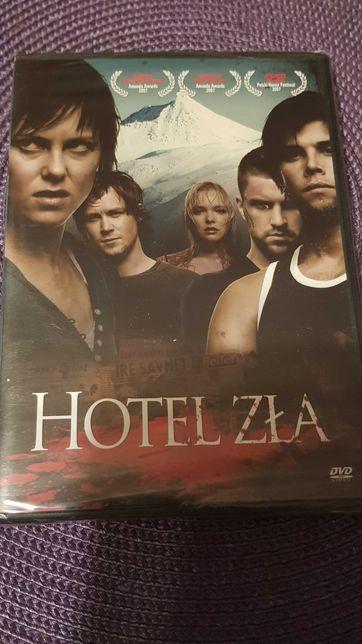 Hotel zła film DVD