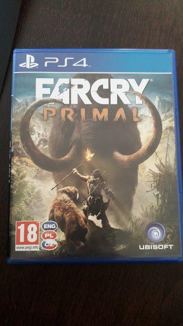 Far Cry Primal PS4 Polska wersja