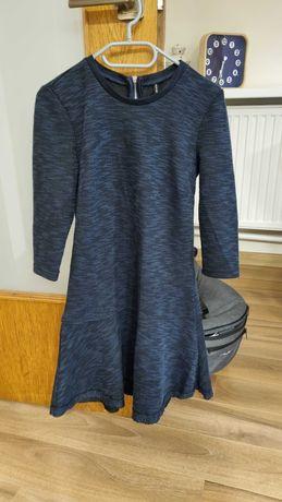 Sukienka Stradivarius granatowa rozmiar S / XS