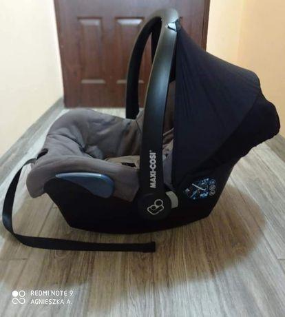 Fotelik samochodowy 0-13zl łupina nosidełko Maxi Cosi Citi z 2019r.