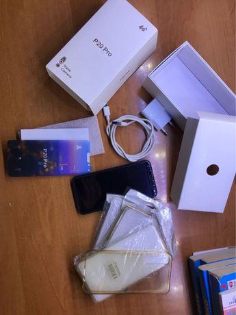 Новый телефон Huawei P20 Pro +подарок