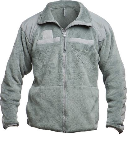 Флис ECWCS Gen.3 Level 3 армии США,флисовая,флісова кофта,куртка США